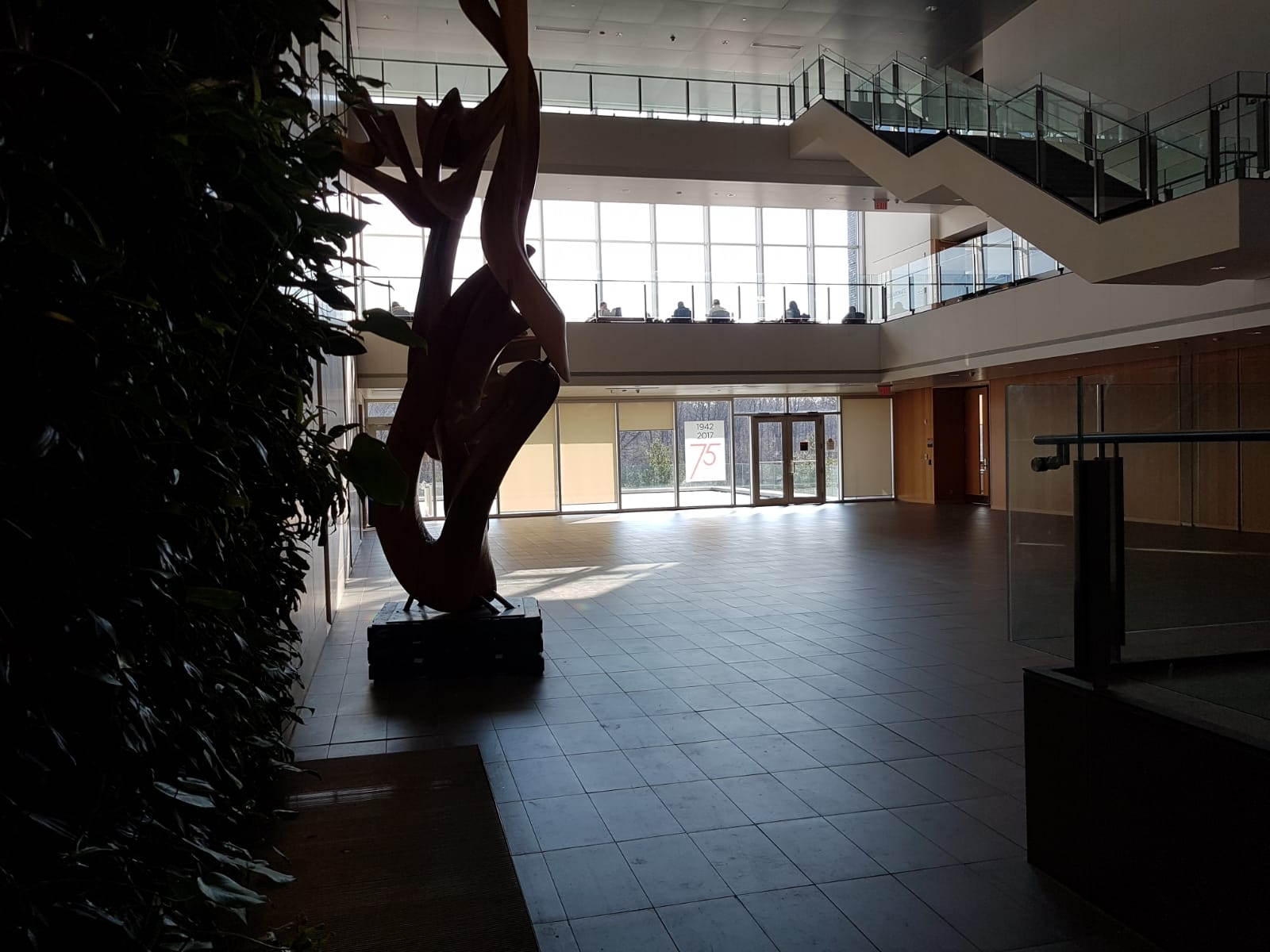 Richcraft Hall Atrium